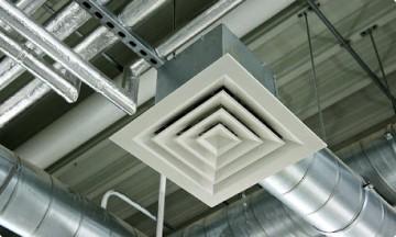 Монтаж приточно-вытяжной вентиляции